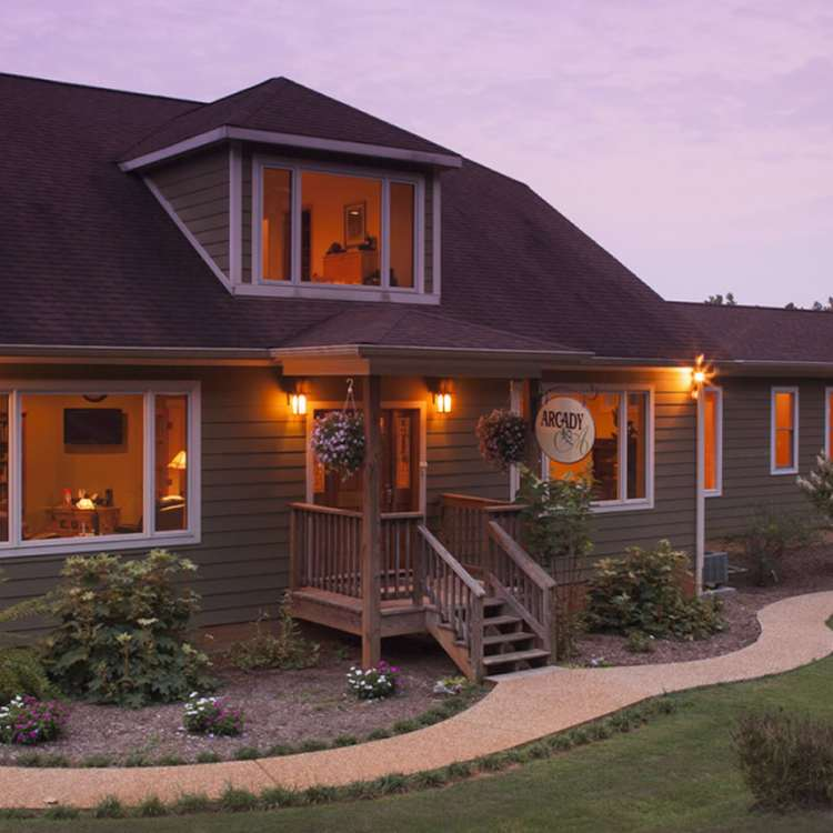 Arcady Vineyard Bed and Breakfast