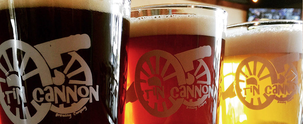 Tin Cannon Brewing Company