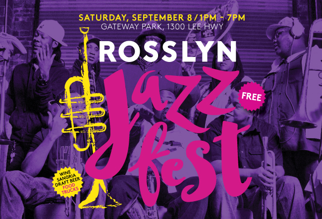Rosslyn Jazz Fest 2018