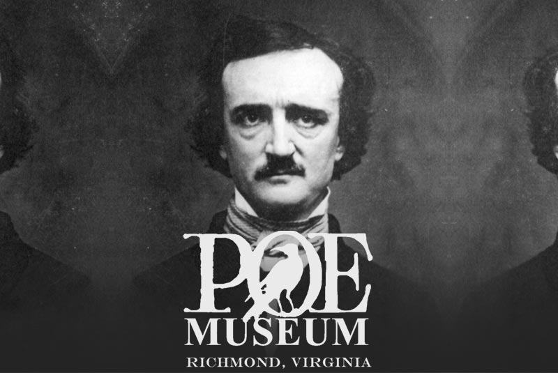 Edgar Allan Poe Museum in Richmond, VA