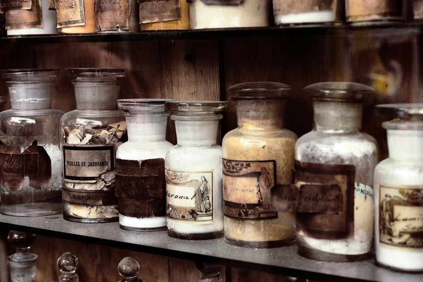 Stabler-Leadbeater Apothecary Museum in Alexandria, VA