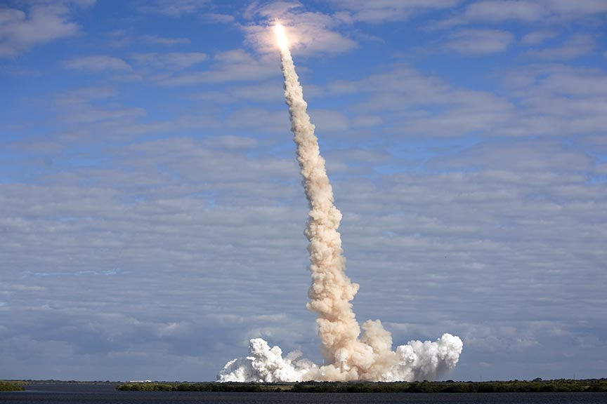 Watch A NASA Rocket Launch from Wallops Flight Facility