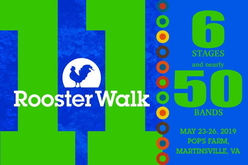 Rooster Walk Festival 2019