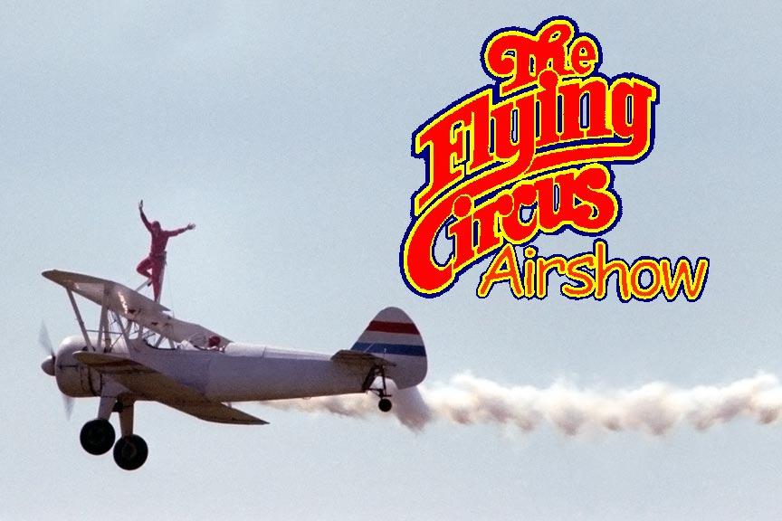 Flying Circus Airshow in Bealeton VA
