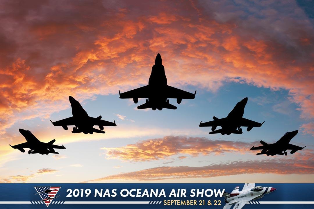 Oceana Air Show 2019