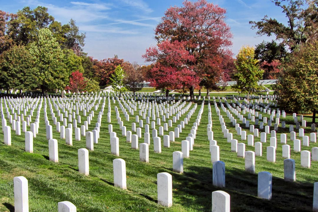 Arlington National Cemetery – America's Largest Military Cemetery ...
