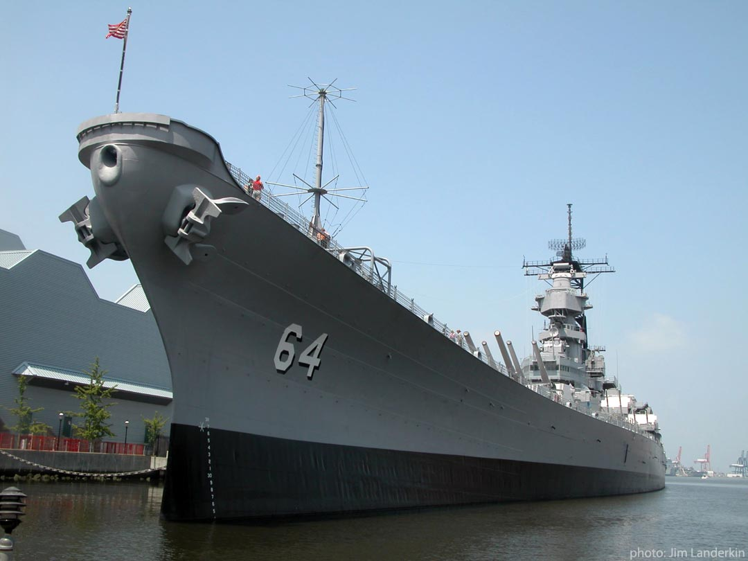 Nauticus and the Battleship Wisconsin-1