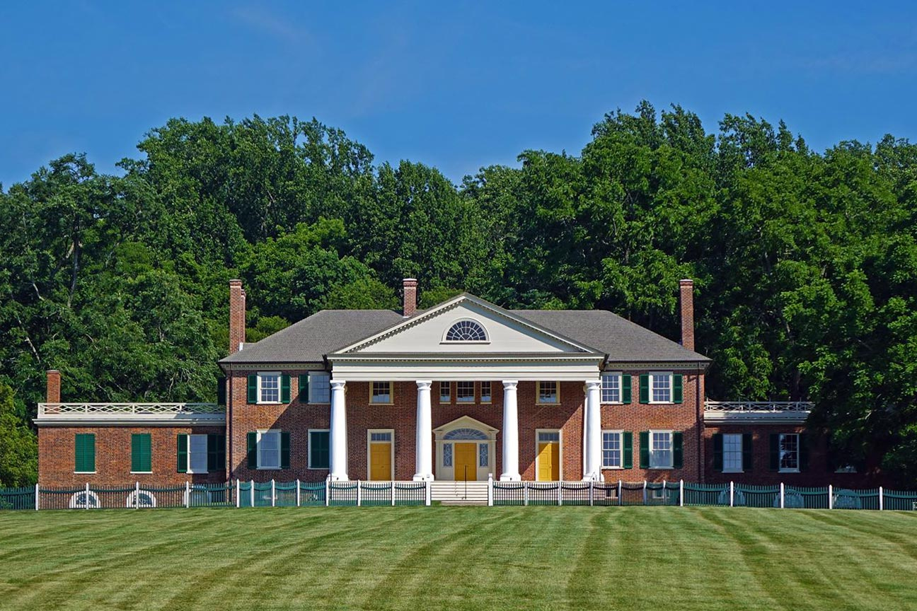 James Madisons Montpelier Estate