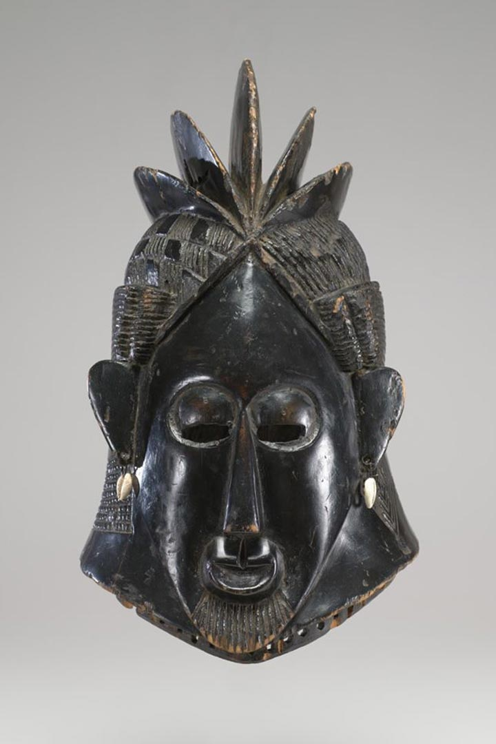 African Mask at VMFA