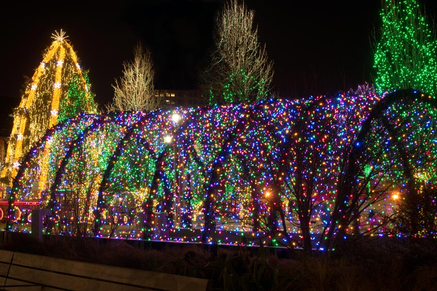 Virginia Drive-Through Christmas Light Shows 2020