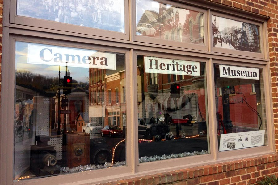 The Camera Heritage Museum in Staunton VA